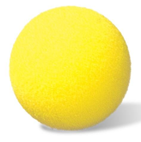 US Games 2-3/4″ Diam (70mm) High Bounce Foam Ball