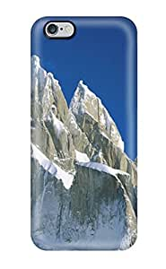 Fashion Tpu Case For Iphone 6 Plus- Cerro Torre Los Glaciares National Park Argentina Nature Other Defender Case Cover