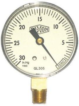 2 1//2 stl lower mnt vacu Vacuum Gauges