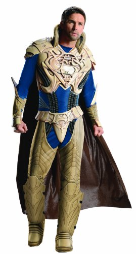 Rubie's s Costume Superman, Man of Steel Deluxe Muscle Chest Jor-El Costume