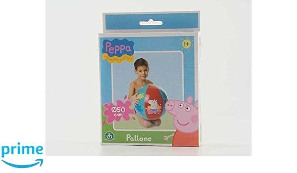Peppa Pig Balón Gajos 50 cm playa juegos de playa piscina Natación ...