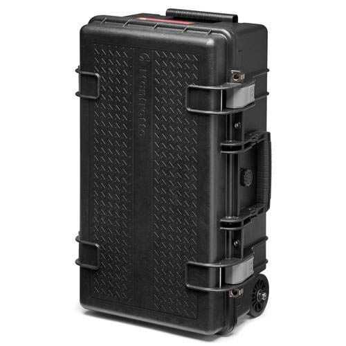 Manfrotto Pro Light Reloader Tough H-55 High Lid Carry-On Camera Roller Bag