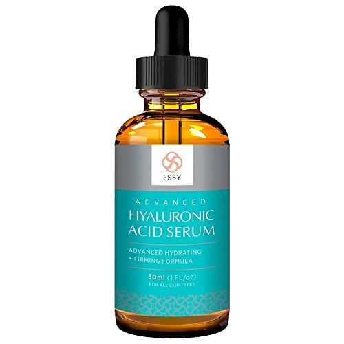 Essy Beauty Hyaluronic Acid Serum for Skin - Advanced Hydrating, Anti aging formula 1 fl. oz. (Boosting Serum)
