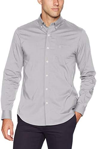 Dockers Men`s Long-Sleeve Button Up Perfect Shirt
