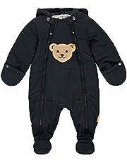 Steiff unisex baby mit süßer Steiff-Teddybärapplikation Overall