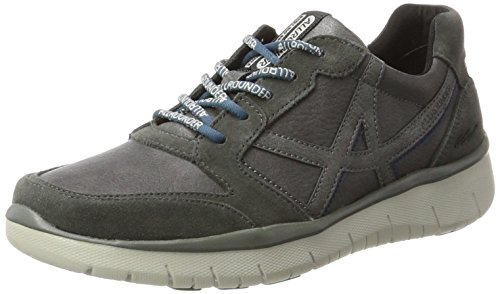 Allrounder By Chaussures De Course Femmes Mephisto Lucaya Gris (asphalte)
