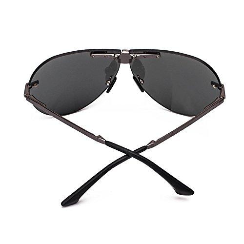Gafas de Sol Conductor al de polarizadas Plegables para polarizadas Sol Volar Sol Gafas Deportes Libre Mujer polarizadas Gafas Viajar Sol Gafas Piloto de Adecuado de Gafas de de para Rana Aire Yw7dqY