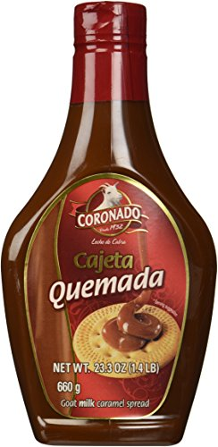 Coronado Cajeta Quemada - Regular Flavor (Squeeze Bottle) 23.3 - Coronado Stores