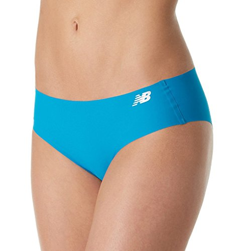 New Balance Womens Laser Hipster Panty Deep Ozone , Small/6-8