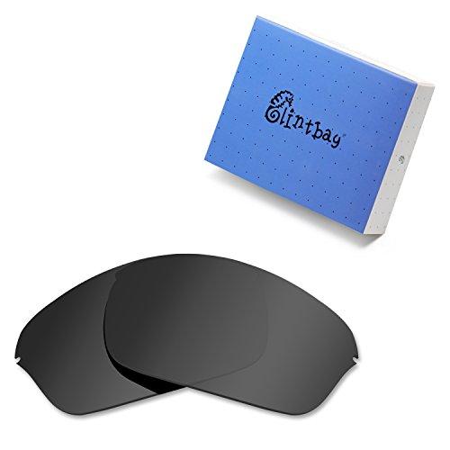 (Glintbay 100% Precise-Fit Replacement Sunglass Lenses for Oakley Half Wire 2.0 - Polarized Advanced)