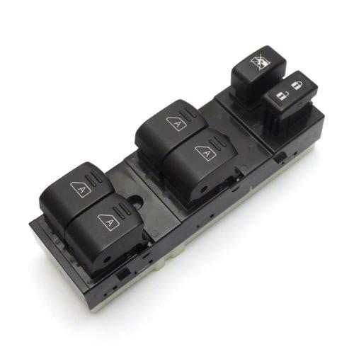 Ocamo Window Master Control Switch Infiniti G35 G37 Q40 225401JK40D 25401JK42E 641-50476L