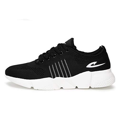 36 Zedelmaier Bianco Nero Donna Eu Sneaker HwqOz