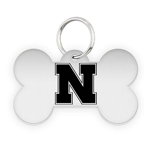 University of Nebraska Huskers Dog Tag | Pet Tag | Dog Collar | Necklace | College Pet Tags