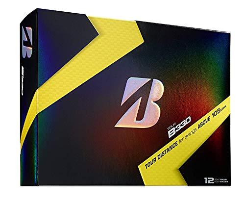 Bridgestone Golf 2017 B330 Limited Edition B Mark Balls (One Dozen Balls)