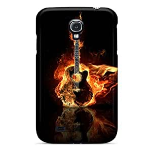 Samsung Galaxy S4 UlQ9435RRlL Support Personal Customs High-definition Avenged Sevenfold Pictures Shock-Absorbing Hard Cell-phone Case -NataliaKrause
