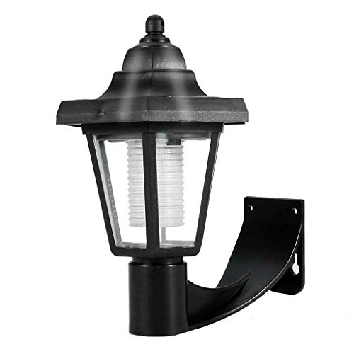 GXOK Solar Powered LED Light Pest Insect Mosquito Lamp Garden Lawn Lamp,Suit for Indoor Outdoor Home Garden Porch Patio Backyard]()