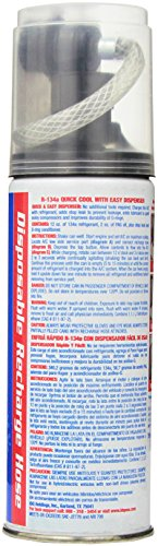 Interdynamics Certified A/C Pro R-134a With Quick Cool (14 ounces) by Interdynamics (Image #1)
