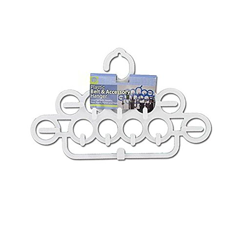 Belt and accessory hanger - 24 Unit(s) by Generic