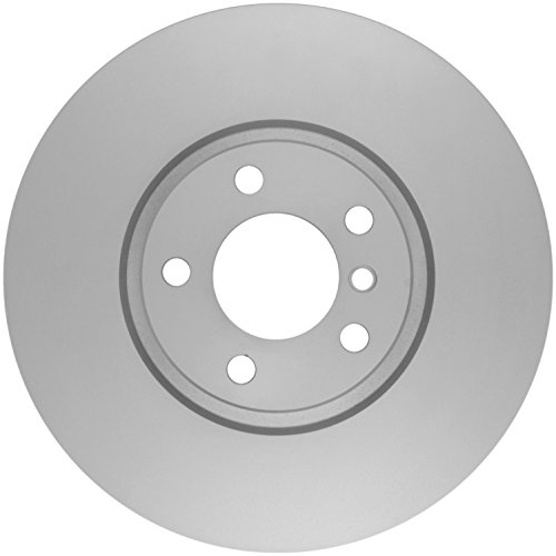 Bosch 15010133 QuietCast Premium Disc Brake Rotor For BMW: 2007-13 X5, 2008-10 X6, Front ()