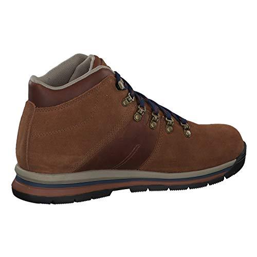 Original Timberland Luxus Schuhe Herren Stiefeletten Blau Shoes обувь