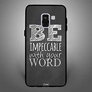 Samsung Galaxy A8 Be Impeccable with your Word