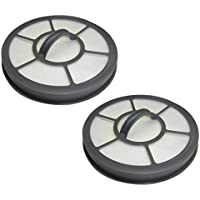 MICROTELLA 2 Pack Eureka EF-7 Filters For Models AS3001A, AS3008A, AS3011A, AS3030A. Replaces Part Number 091541