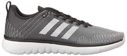 Solid Grey Super Flex Running White Shoe Women's W NEO Black adidas Cloudfoam AR8zzf