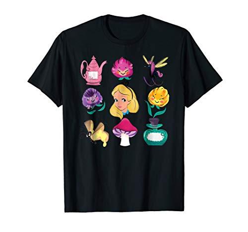Disney Alice in Wonderland Elements T Shirt