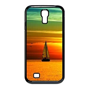 Best Quality [LILYALEX PHONE CASE] Colorful Rainbow Pattern For SamSung Galaxy S4 Case CASE-3