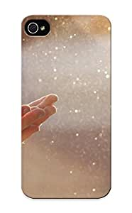 Blackducks Durable Caring Hands Back Case/ Cover For Iphone 5/5s For Christmas