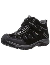 Merrell Cham Mid AC Waterproof Kids Walking Shoes