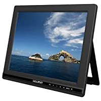LILLIPUT FA1000-NP/C/T 9.7 5-wire Resistive Touch Screen Monitor with Hdmi, Dvi, VGA & Av Input By Viviteq INC