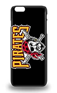 New Tpu Hard 3D PC Case Premium Iphone 6 Plus Skin 3D PC Case Cover MLB Pittsburgh Pirates Logo ( Custom Picture iPhone 6, iPhone 6 PLUS, iPhone 5, iPhone 5S, iPhone 5C, iPhone 4, iPhone 4S,Galaxy S6,Galaxy S5,Galaxy S4,Galaxy S3,Note 3,iPad Mini-Mini 2,iPad Air )