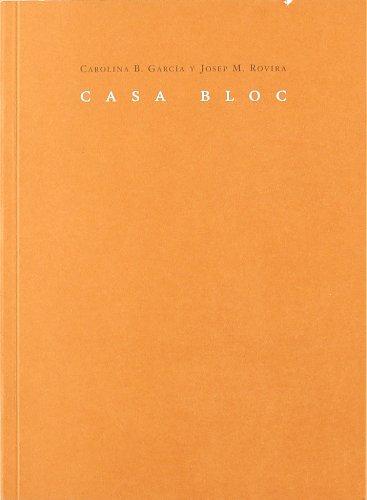 Descargar Libro Casa Bloc Garcia Carolina