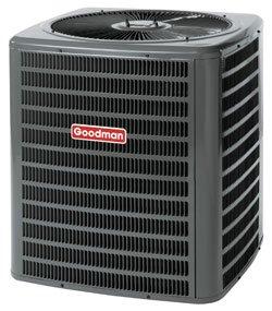 2.5 Ton Goodman 16 SEER R-410A Air Conditioner Condenser