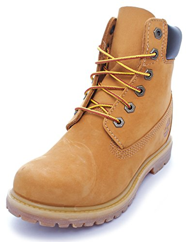 Timberland 6in Premium Wp Internal Wedge Boots W - US 7.5 - EUR 38.5 - CM 24.5