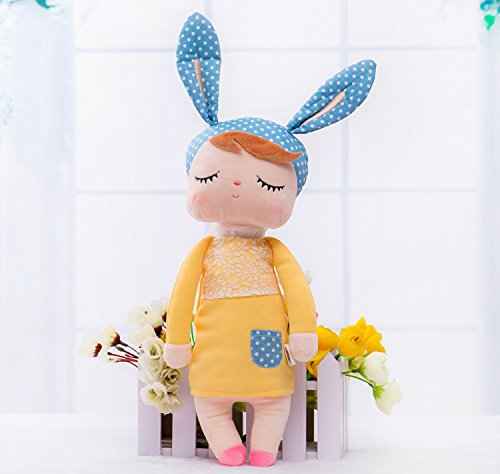 13 Inch Plush Stuffed Animal Cartoon Kids Toys for Girls Children Baby Birthday Christmas Gift Kawaii Angela Rabbit