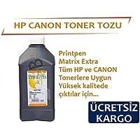 Canon Toner Dolumu için Siyah Toner Tozu 1kg