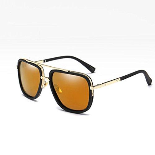 ad0cee0e53 De alta calidad HAIYING Gafas De Sol Para Hombre Gafas De Sol Polarizadas Para  Hombres De Las Mujeres ...