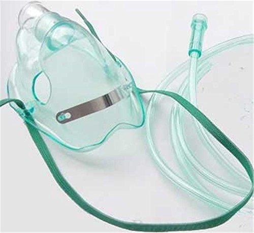 Mch Sauerstoffmaske, Erwachsene, mit Anschlussschlauch