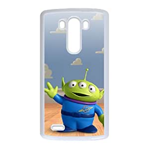 LG G3 Cell Phone Case White Disneys Toy Story Njpg