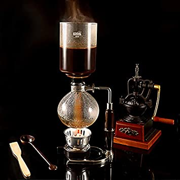 Kendal Glass Tabletop Siphon Syphon Coffee Maker 5 Cups