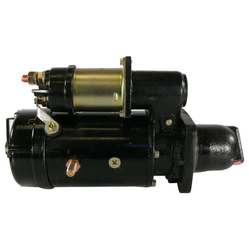 DB Electrical SDR0135 Starter For John Deere Crawlers 655 655B 750 750B 750C 755A 755B 850B, Excavators 690D 790D 892D LC 693D 793D, Graders 670A 672A /RE38632, RE43300, RE48077, RE48134, RE59586