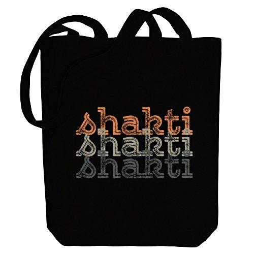 Idakoos Shakti repeat retro - Weibliche Namen - Bereich für Taschen