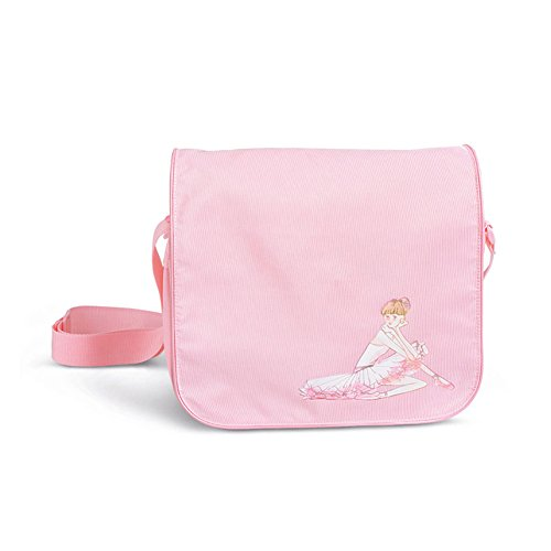 Bloch Youth Shoulder Bag, Light Pink