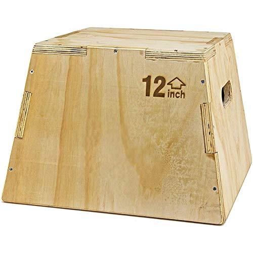 ALPHA STRONG Plyo Box (12 inch)