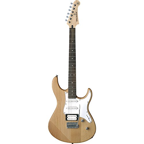 yamaha pacifica series pac112v electric guitar natural buy online in uae musical. Black Bedroom Furniture Sets. Home Design Ideas