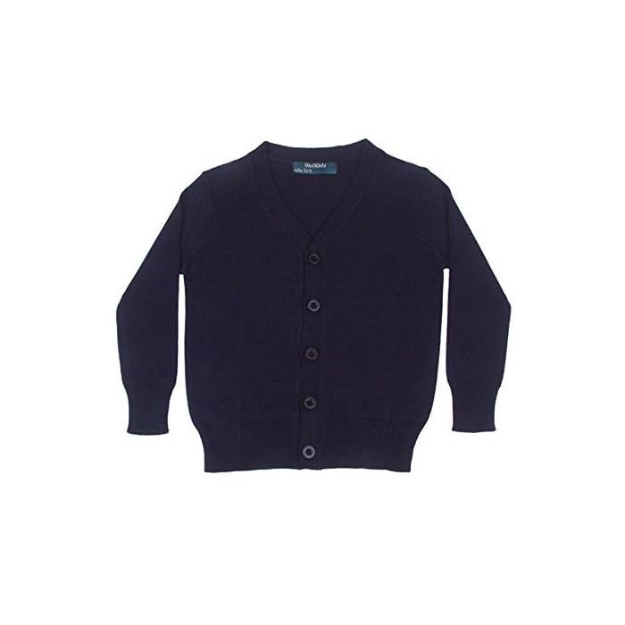 Chaqueta azul uniforme escolar Ideal para el uniforme de colegio 100% Algodón