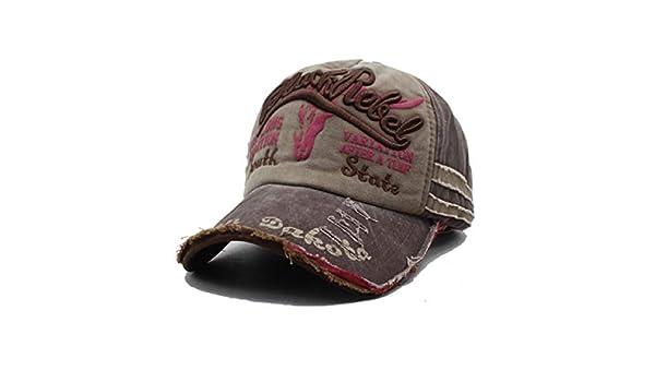 FLAMINGO_STORE Men Baseball Caps Dad Snapback Caps Bone Hats for Men Baseball Cap Coffee Khaki at Amazon Mens Clothing store: