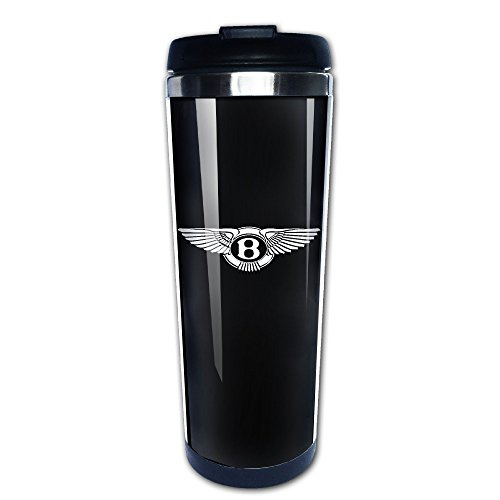 IAYAYO Bentley Car Logo Stainless Steel Mug / Coffee Thermos